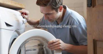 xử lý máy giặt electrolux không vắt